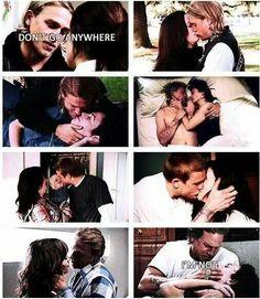 Jax and Tara. *sob* this is breaking my heart!!!