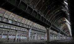 Antigua fábrica Intelhorce. Industrias Textiles del Guadalhorce_Málaga