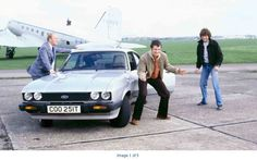 Bodie's Ford Capri from the TV series The Professionals.