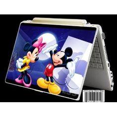 Beauty Flower Anti-Slip Laptop Sticker Skin Decal Cover 11 ...