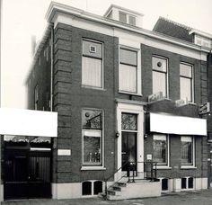 voormalige zaal Irene, nu Koninkrijkszaal aan de Nieuwe Haven