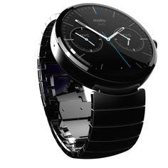 Motorola Moto 360 Smartwatch vorgestellt [Video]