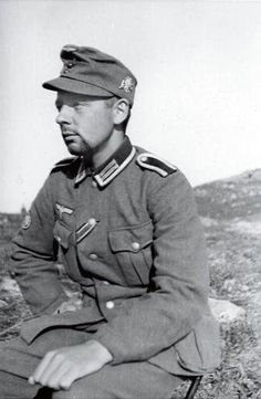 The Bergmütze of the Gebirgsjäger troops