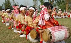 Assam is one of the Seven Sister States of India and is located at North – Eastern region of the country. Assam shares its International border with Bhutan and Bangladesh. Assam has 27 districts and Dispur is the state capital. Tea plantations, rich flora – fauna, petroleum resources, silk and various biodiversity are some of the main highlights of Assam. It is also home of the world famous and rare one horned rhinoceros, the remarkable Majuli Island,