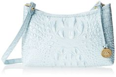 The Brahmin Anytime Mini Handbags feature a Leather upper with a . The outsole lends lasting traction and wear. Brahmin Handbags, Brahmin Bags, Popular Handbags, Handbags On Sale, Shoulder Handbags, Shoulder Bag, White Purses, Fashion Handbags, Leather Bag