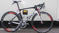 Stef Clement's Scott Foil, Tour de France - 2015