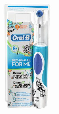 Mommie of 2: Kid's Oral-B Electric Tooth Brush Giveaway for Halloween 10/25