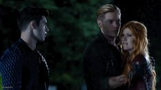 """S1 Ep8 """"Bad Blood"""" - """"What did I do?""""  #Shadowhunters"""