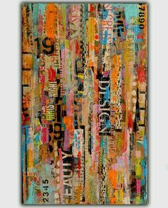 Magazine Wall Collage Ideas 47 Mixed Media Art – the Redefining the Way You Look at Mixed Media Collage, Collage Art, Art Brut, Magazine Art, Art Plastique, Medium Art, Oeuvre D'art, Graphic, Painting Inspiration