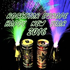 HAPPY NEW YEAR ROCKSTAR EUROPE