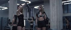 "Pin for Later: See Every Fierce Look From Taylor Swift's ""Bad Blood"" Music Video  Hello, spiky bra!"