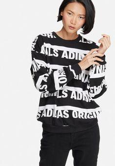 Trefoil sweatshirt #superbalist