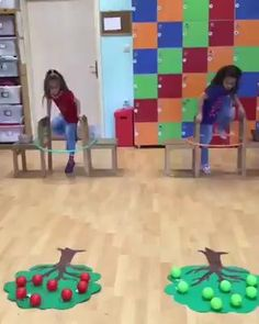 Physical Activities For Kids, Gross Motor Activities, Preschool Learning Activities, Indoor Activities For Kids, Preschool Activities, Crafts For Kids, Activity Games For Kids, Family Fun Games, Kindergarten Learning