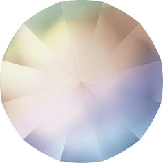 1480 21pp Swarovski 1480 Pointed Back Cabochons-Cry, Crystal ab, Round, 21pp (2.7-2.8 mm), Pointed Back | Dreamtime Creations