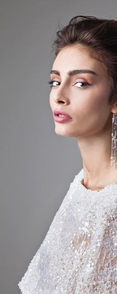 "Krikor Jabotian ""Dahlia"", P-É 2016 - Haute couture - http://fr.orientpalms.com/Krikor-Jabotian-6465"