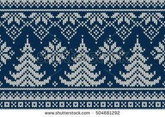 Holiday Seamless Knitting Pattern with a Christmas Trees. , Winter Holiday Seamless Knitting Pattern with a Christmas Trees. , Winter Holiday Seamless Knitting Pattern with a Christmas Trees. Fair Isle Knitting Patterns, Knitting Blogs, Knitting Charts, Loom Knitting, Knitting Stitches, Knitting Designs, Knitting Projects, Knitting Sweaters, Knitting Ideas