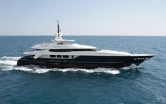 Luxury Yacht for charter, Super yacht Blue Scorpion our mega yacht On Emporium Yachts