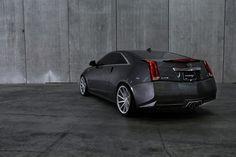 Cadillac CTS - Vossen CVT www.vossencvt.com