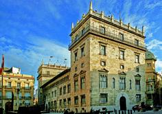 """""""Palácio da Generalidade Valenciana"""". # Valência, Espanha."""