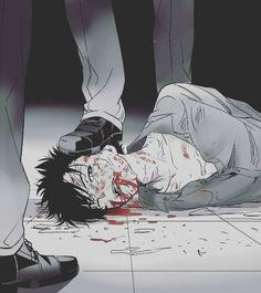 life kicking my ass Art Anime, Manga Anime, Ero Guro, Sick Boy, Horror, Satsuriku No Tenshi, My Demons, Boku No Hero Academy, Kawaii