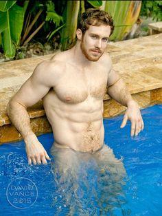 Accept. male nude redhead