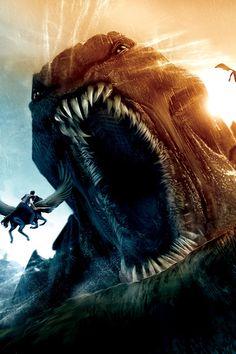 Clash Of The Titans - Kraken iPhone Wallpaper / iPod Wallpaper HD