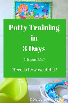 Potty Training in 3 Days,How to potty train a toddler boy in 3 days,How to potty train with day potty training tips,Activities to make potty time fun Potty Training Tips, New Moms, Paradise, Parenting, Day, Blog, Childcare, Raising Kids, Heaven