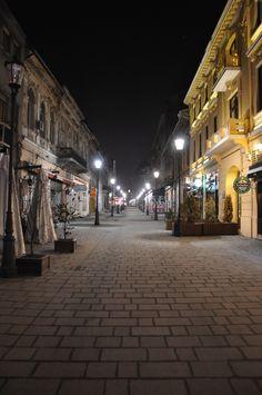 Bucharest street light II by Jym Marius Costiniuc. www.romaniasfriends.com