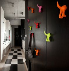 i have and love these dog tail hooks from Ikea!