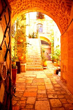 Jerusalem. One of these days I'll make it there!