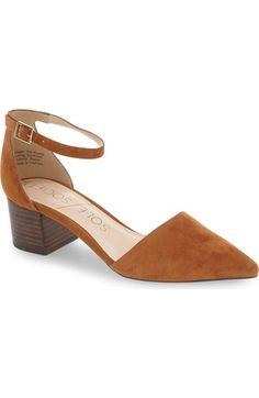Sole Society 'Katarina' Block Heel Pump (Women) available at #Nordstrom