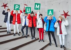 [Picture] BTS X PUMA [161107]