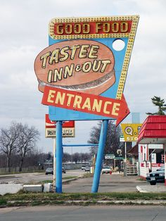 Tastee Inn and Out.....Lincoln, Nebraska. Eating here has been a family tradition since my great grandma was a little girl! Just closed down this year :( (2014)