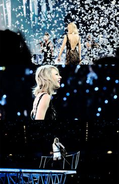 """Hold on to spinning around. Confetti falls to the ground. May these memories break our fall."" -Long Live 