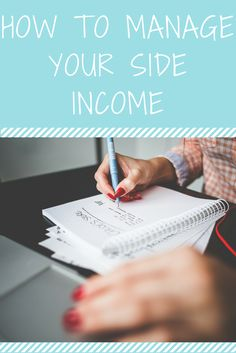 A Side hustle is a great way to not only add more money to your bank account but that money can be used to pay off debt, start a savings, or use it as your fun spending money!