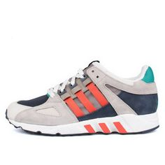quality design ce1aa 8c986 ADIDAS EQT RUNNING High and Low X Adidas Equipment RNG Guidance White Green  Orange Nike Running
