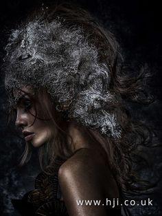 Rachel Bartlett – Avant Garde Hairdresser of the Year 2016 Finalist Collection - HJI Avant Garde Hair, Toni And Guy, Creative Hairstyles, Hair Art, Hairdresser, Hair Inspiration, Year 2016, Hair Styles, Covent Garden