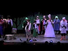 shrek musical- story of my life- cute simple choreography- maybe for FNL?