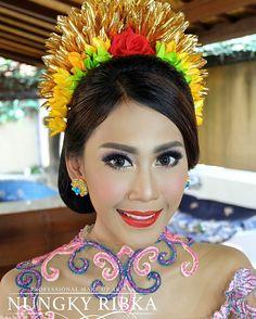 Balinese traditional makeup by nungkyribkamua
