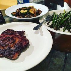Chef Dqs Basic bi-monthly Steak Dinner I Foods, Steak, Dinner, Recipes, Instagram, Dining, Recipies, Steaks