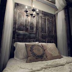 Fabulous Ways to Repourpouse Old Doors