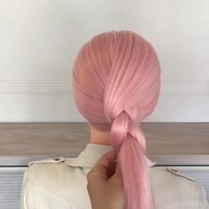 Quick Hairstyle Hairstyle is part of Hair styles Quick Hairstyle Quick and easy hairstyle - Quick Hairstyles, Little Girl Hairstyles, Pretty Hairstyles, Braided Hairstyles, Easy Hairstyle Video, Hair Videos, Hair Today, Hair Hacks, Hair Inspiration