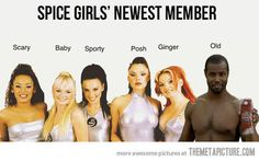 spice girls names - Google Search