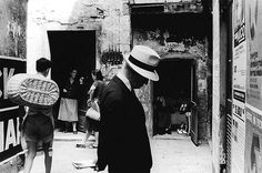 Calle della bissa - Venise - 1959 © Willy RONIS