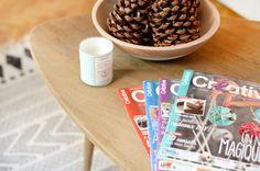 Abonnement Creative Magazine www.sweetandsour.fr