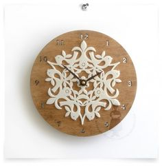 Birdies Clock, Large - $84.00 » I love these Decoylab clocks for kids' rooms. I purchased a cute animal shape for my daughter, then I chose this whimsical version with the white acrylic overlay as the second in my collection.