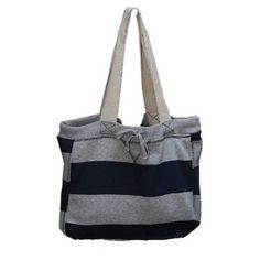 YogaColors Cabana Stripes Sweatshirt Tote Bag (Apparel)  http://postteenageliving.com/amazon.php?p=B006987QO0
