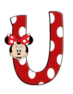Mickey E Minnie Mouse, Mickey Love, Mickey Party, Disney Alphabet, Monogram Alphabet, Alphabet And Numbers, Minnie Rosa Png, Minnie Mouse Background, Mickey Mouse Letters