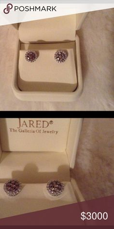Jared jewelry box D Heart and Heart jewelry
