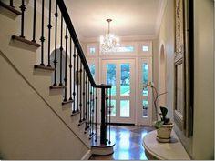 split level home staircase   hr3072338-4